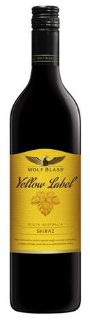 Wolf Blass Shiraz Yellow Label